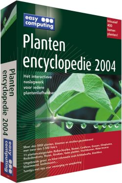 Easy Computing LogiVert Plantenencyclopedie 2004